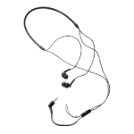 Наушники Aircoustic MP3 Lanyard